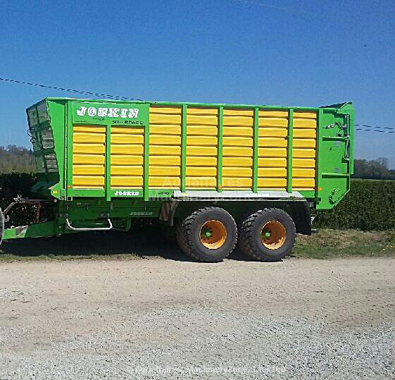 Joskin Caisse ensilage Silo-SPACE 40m3