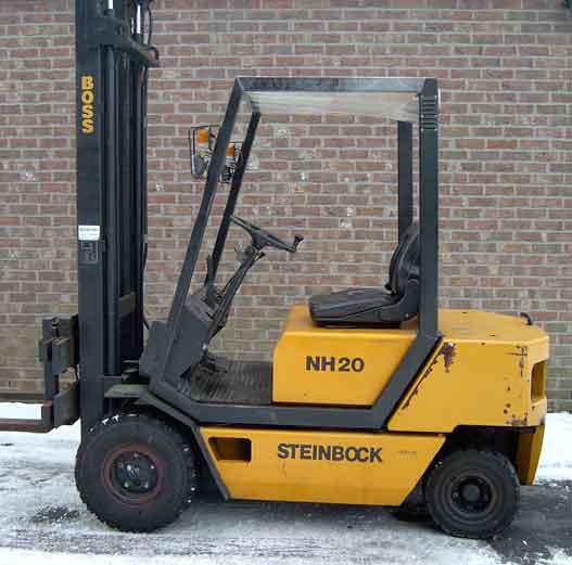 Civil engineering Steinbock NH20