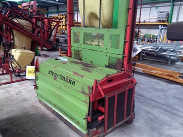 Silo unloaders / Fodder mixing wagons Triolet