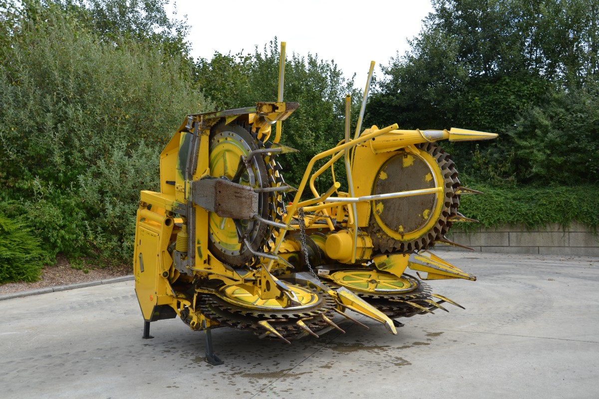 Accessories for forage harvesters New Holland RI 600
