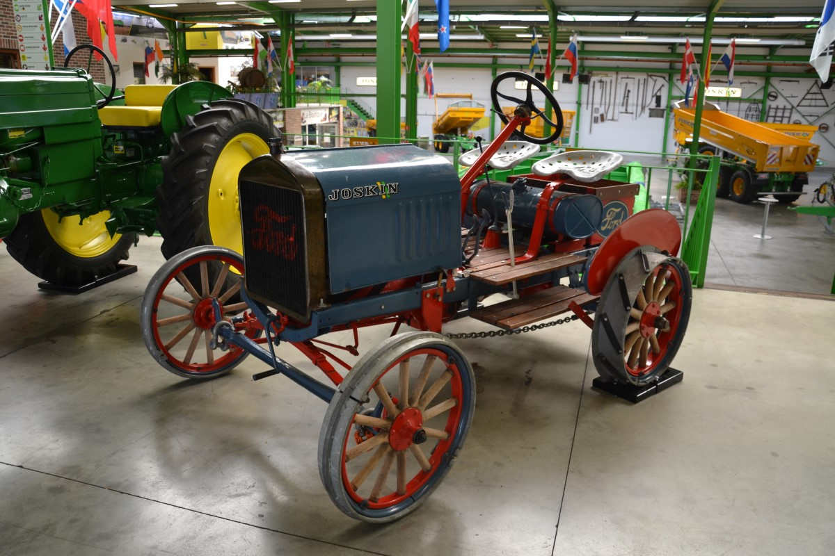 Tracteurs Ford T