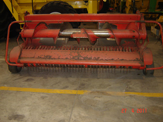 Accessories for forage harvesters Mengele 2,50 m