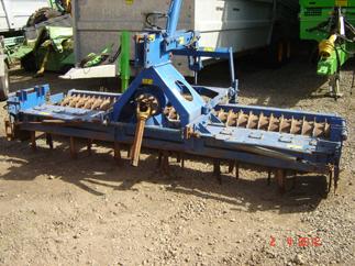 Herses rotatives Rabewerk MKE300