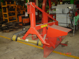 Rotary tillers Peecon