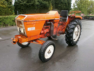 Tractors (->58kW) up to 79hp Renault Renault 53