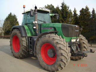 Tractors (89kW and more) from 120hp Fendt 930 Vario TMS
