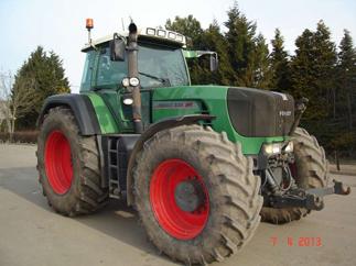 Tracteurs (89kW et plus) 120ch et plus Fendt 930 Vario TMS