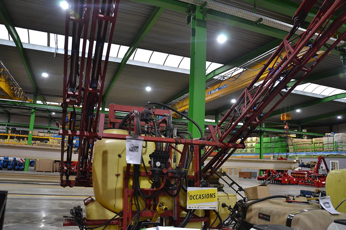 Pulvérisateurs Hardi Mega 800 l 18 m LPY