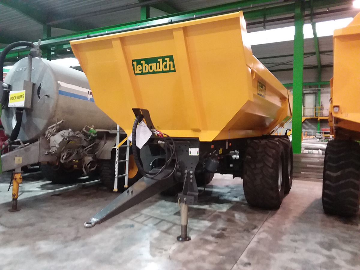 Leboulch Tipping trailers