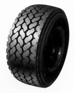 Tyres cover 295/60R22.5