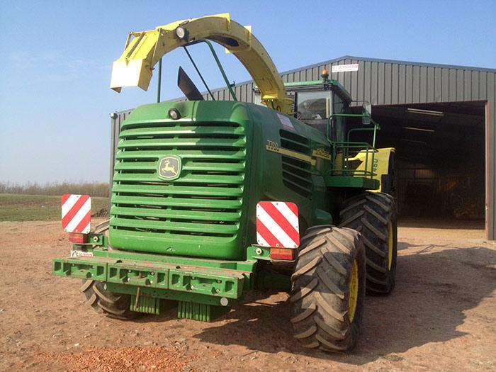 Forage harvesters John Deere 7700