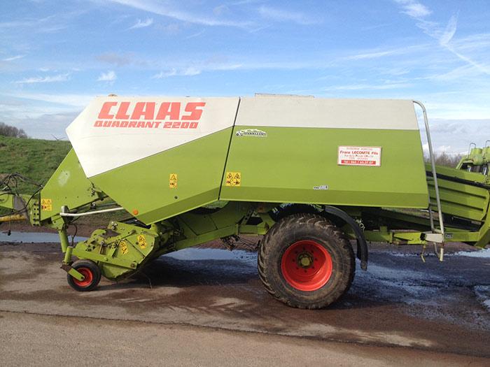 Balers Claas 2200