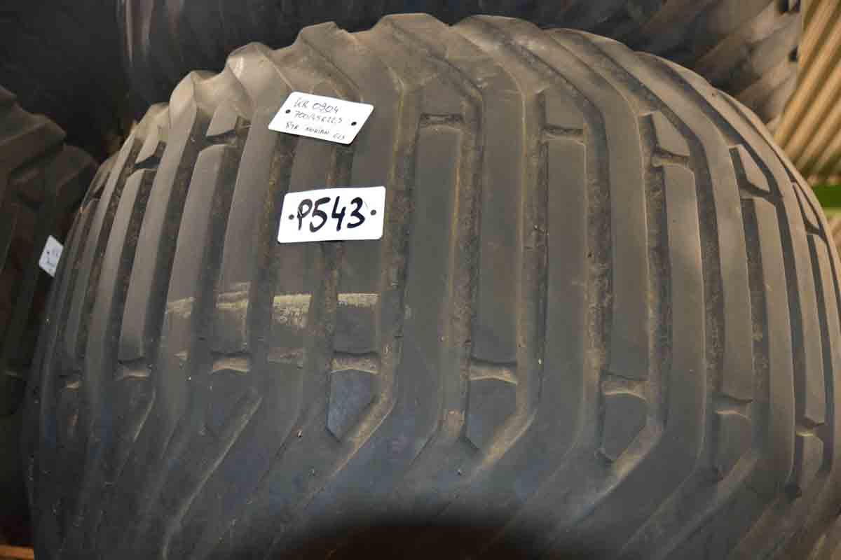 Neumáticos Nokian 700/45R22.5