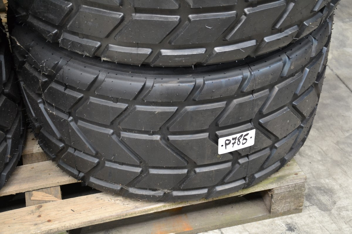 Tyres Cover 435/50R19,5