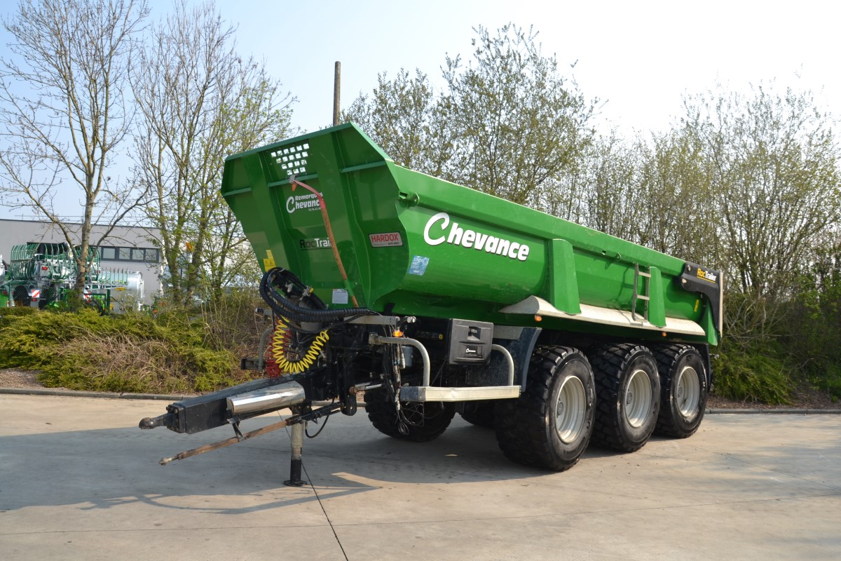 Chevance Tipping trailers