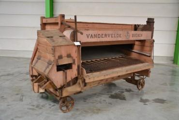 Cosechadora Vandervelde