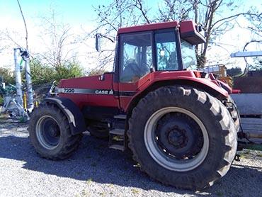 Tracteurs (89kW et plus) 120ch et plus Case 7220A