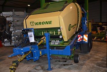 Presses Krone Comprima V150XC