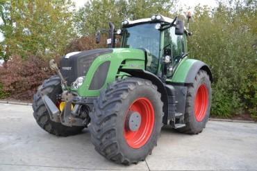 Tracteurs (89kW et plus) 120ch et plus Fendt 924
