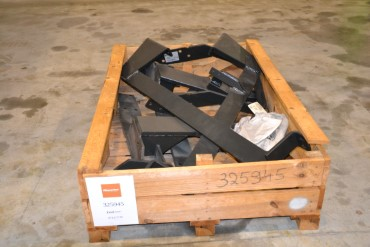 Front loaders Alö-Quicke Pour Ford 6710/7710