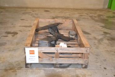 Front loaders Alö-Quicke Pour John Deere 6010/6410