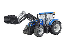 .New Holland T7.315 + chargeur frontal