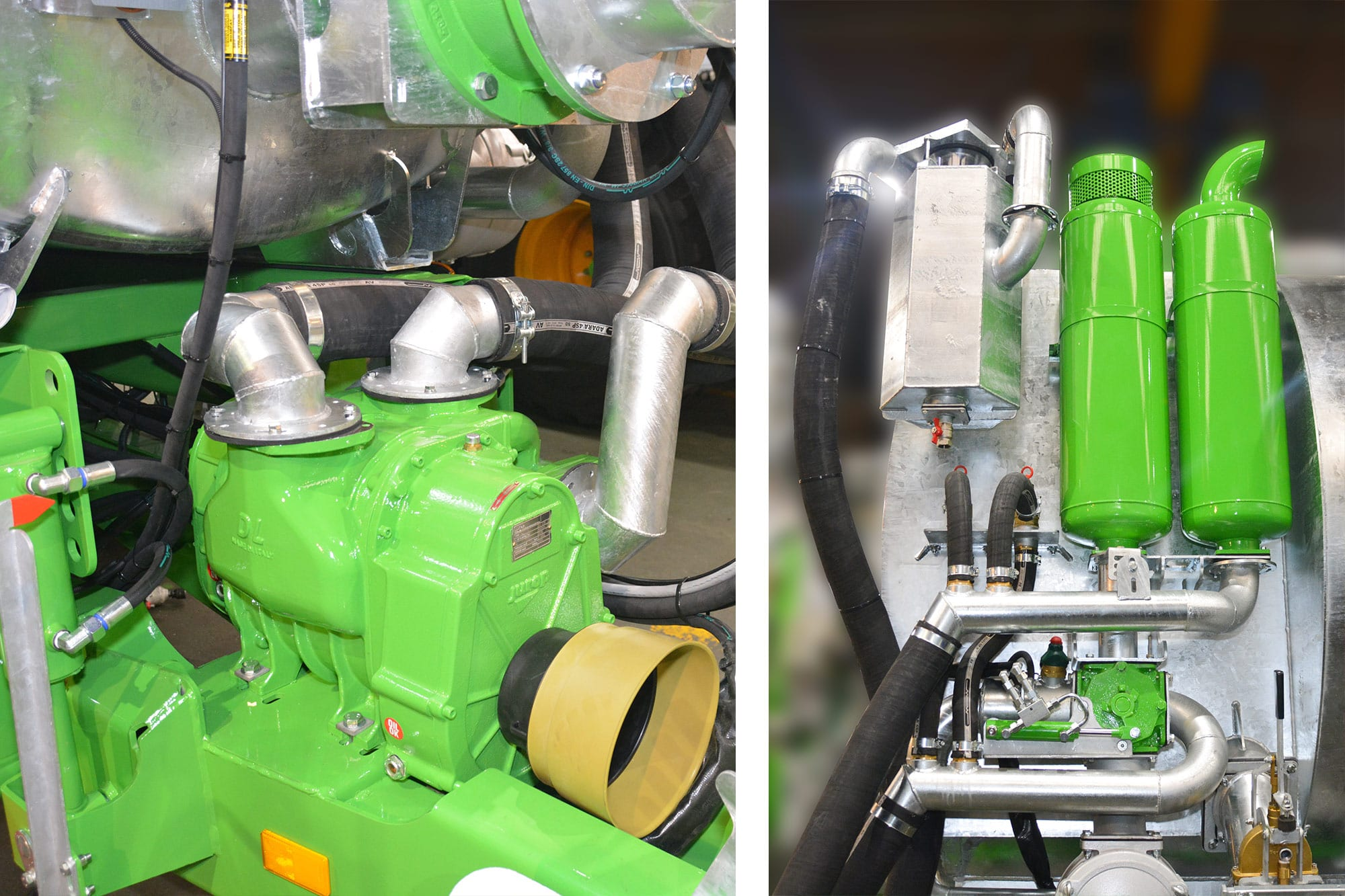 Slurry Spreader Pumping System Joskin Wiring Diagram Also Membrane Vacuum Pump On Use Case Gas Pumps Without Lubrication