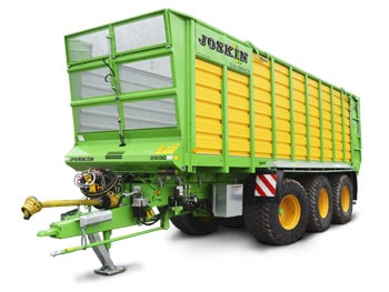 Silage trailers
