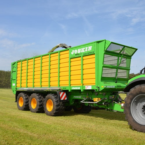 Volume and Profitability for Your Silage Works