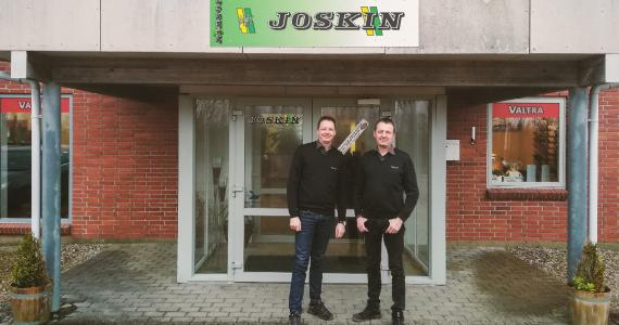 JOSKIN Develops its Sales Network in Denmark