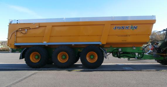 TRANS-SPACE 9200: THE NEW JOSKIN FLAGSHIP TRAILER
