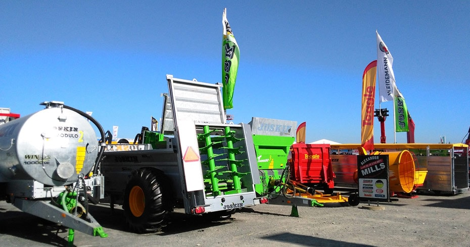 Come and visit us @ Balmarol Show (Northern Ireland)