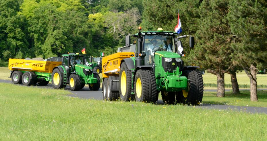 European tractor driver's championship