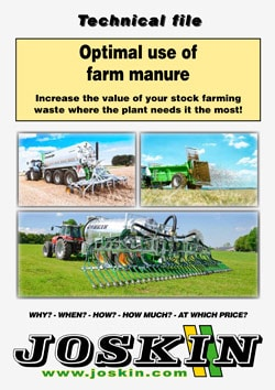 Optimal use of farm manure