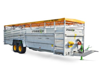 Cattle trailers betimax