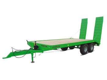 Bale trailers and low loaders wago-loader