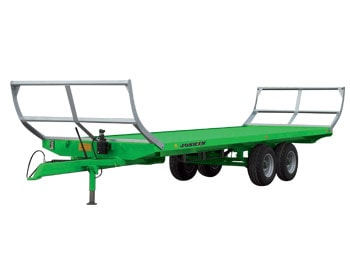 Bale trailers and low loaders - Semi-mounted WAGO