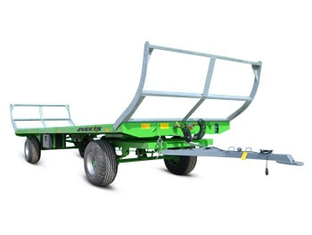 Bale trailers and low loaders - Trailed WAGO